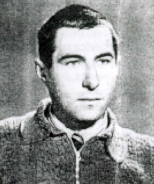 Zbigniew Kunigiel po powrocie do Polski w 1948 roku