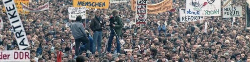 28-ma rocznica upadku muru berlińskiego