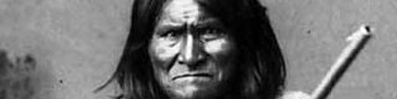 Geronimo: When the last tree...