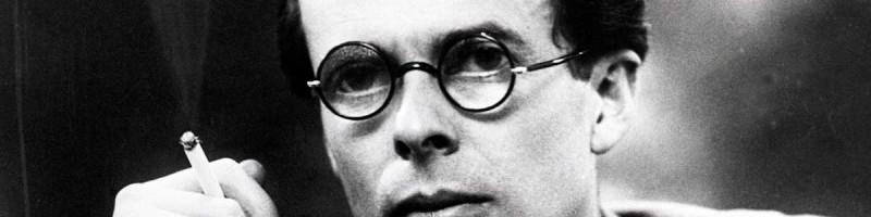 Aldous Huxley: Philosophy teaches us...