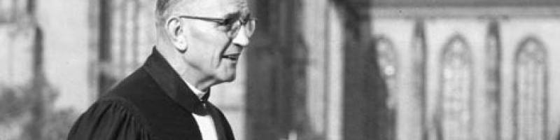 Martin Niemöller: « First they came... »