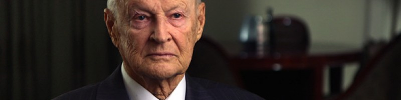 Zbigniew Brzezinski: The role of the West